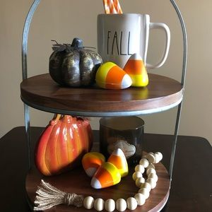 NEW! Candy Corn Decor for Rae Dunn / Tier Tray